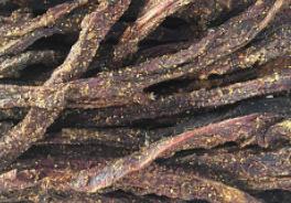 jerky strips in oven