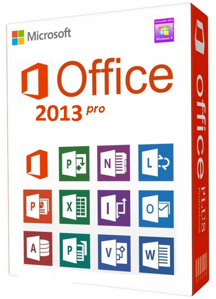 Microsoft Office 2013 ProPlus x64 VL French Jan 2014 + Crack