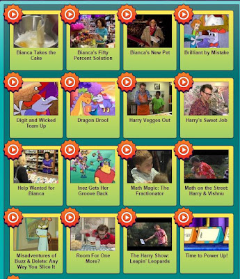 fractions videos for kids