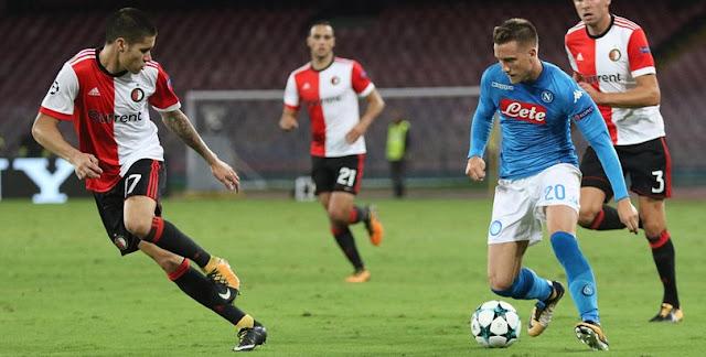 Prediksi Feyenoord vs Napoli Liga Champions