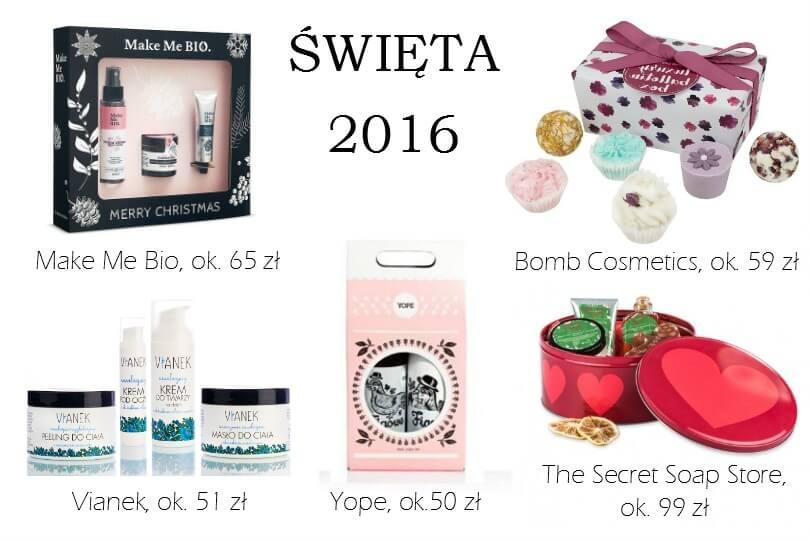 5 świątecznych zestawów kosmetyków, na które warto zwrócić uwagę