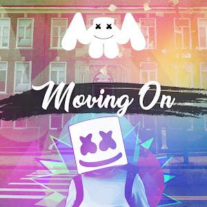 Marshmello - Moving On - Single Cover