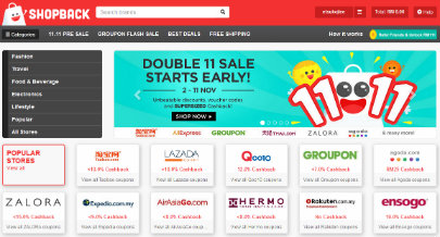 ShopBack: Malaysia's Top Cashback Website for Coupons, Promo
