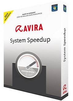 Avira System Speedup 2.7.0.3165 poster box cover