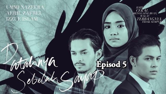 Tonton Online Drama Patahnya Sebelah Sayap Episod 5 (HD)