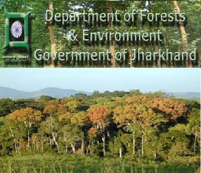 Jharkhand Forest Department Recruitment 2017 Notification & Apply Online