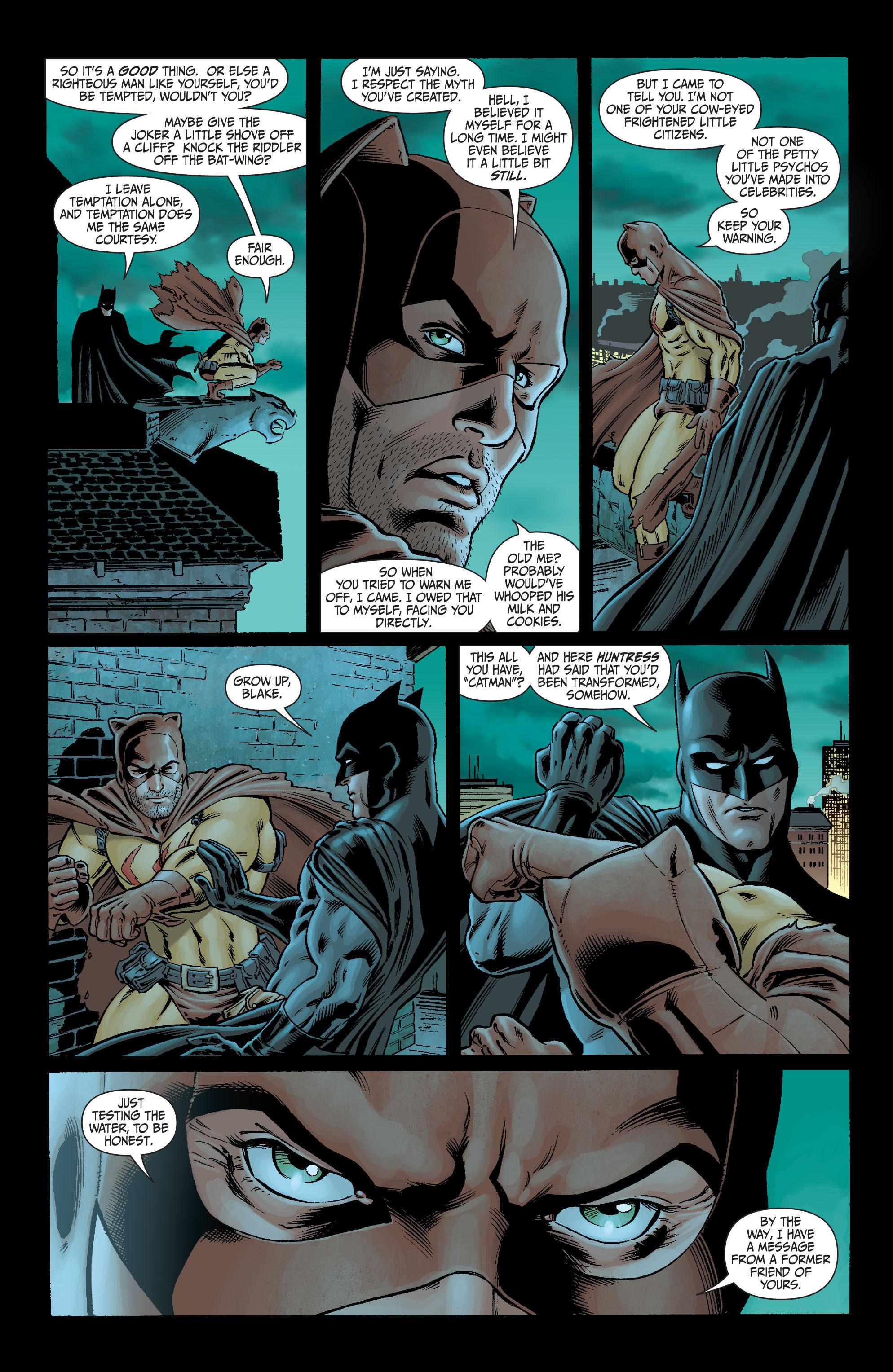 Read online Secret Six (2008) comic -  Issue #2 - 4