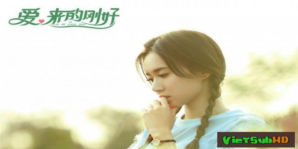 Phim Tình Yêu Đến Đúng Lúc Hoàn Tất (60/60) VietSub HD | Love Just Come 2017