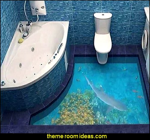 bathrooms ocean floor
