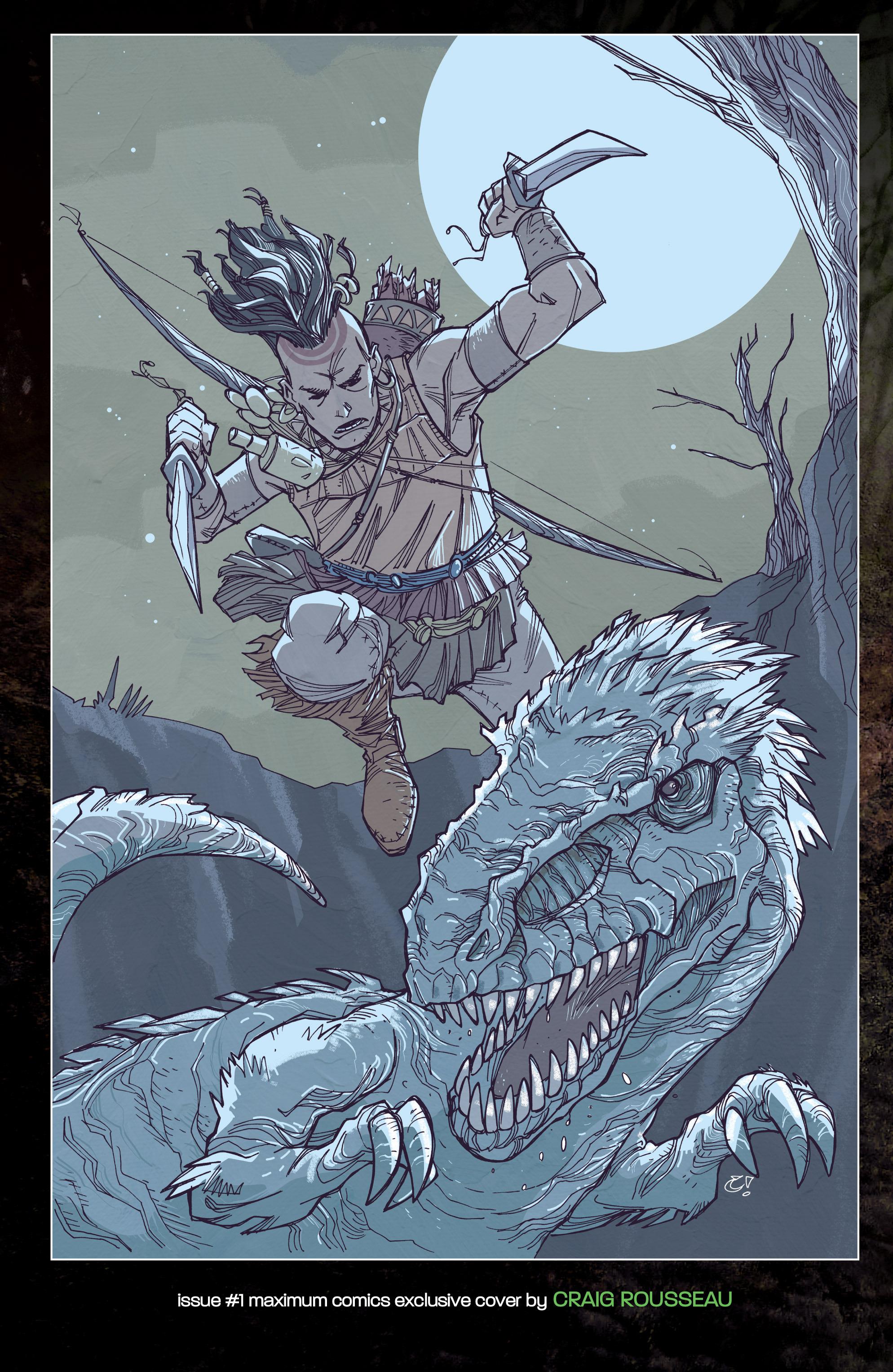Read online Turok: Dinosaur Hunter (2014) comic -  Issue # _TPB 1 - 127