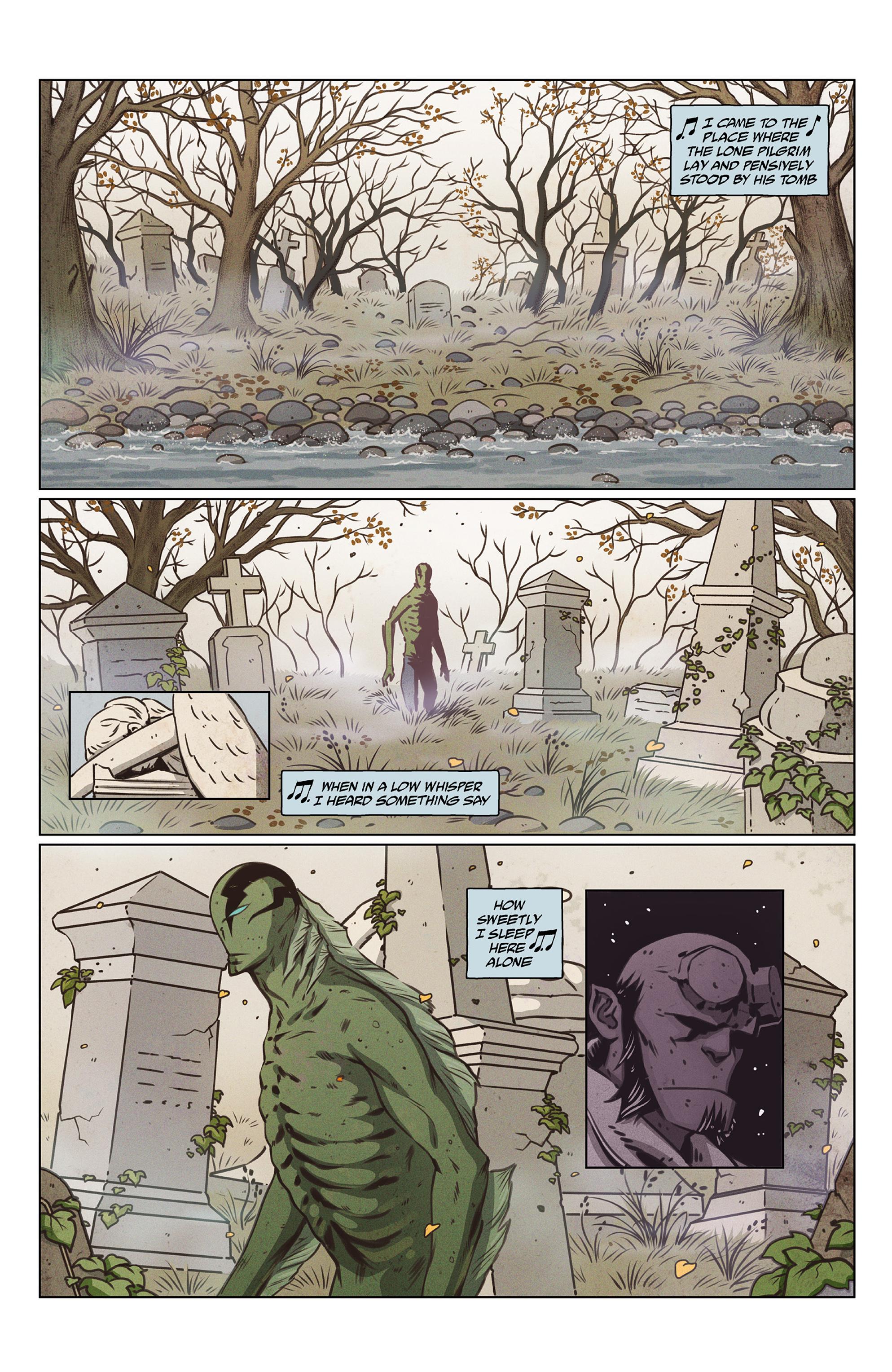Read online Abe Sapien comic -  Issue #27 - 3