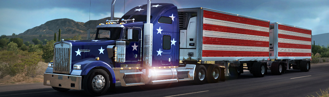 SCS Software's blog: New World of Trucks Event: Double ...