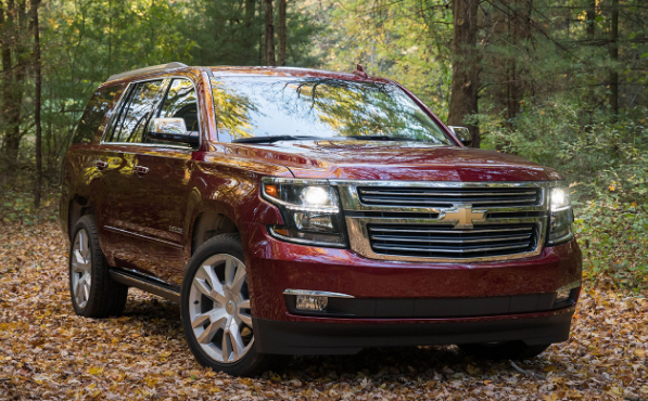 2018 Chevrolet Tahoe RST 6.2L 4WD Review interior