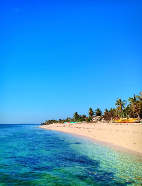 Kinatarkan Island Cebu