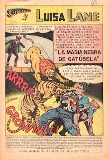 Superman Novaro 640 página inicial