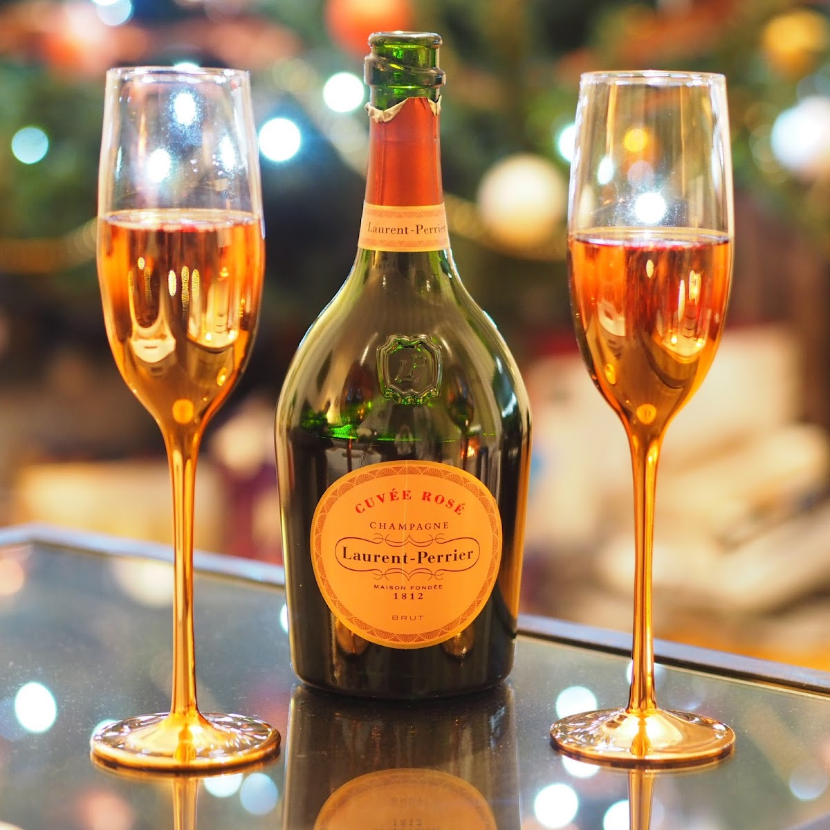 Laurent Perrier champagne Christmas 2016 New Year Priceless Life of Mine over 40 lifestyle blog