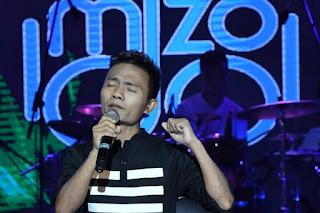 Mizo Idol Jonathan Lalengzauva