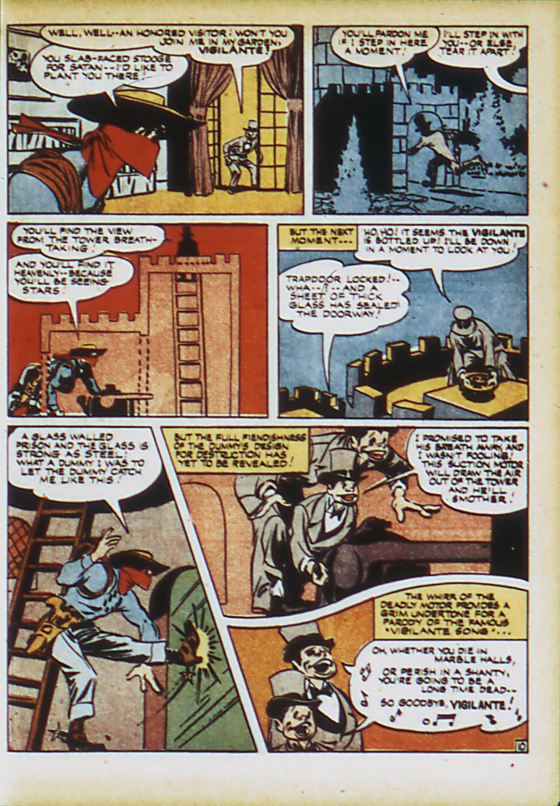 Read online Action Comics (1938) comic -  Issue #63 - 26