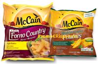 Logo McCain : stampa i buoni sconto per risparmiare sulla spesa