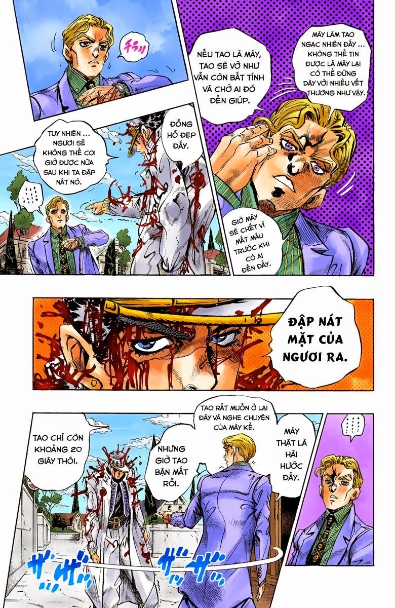 JoJo no Kimyou na Bouken Chap 362 - Truyen.Chap.VN