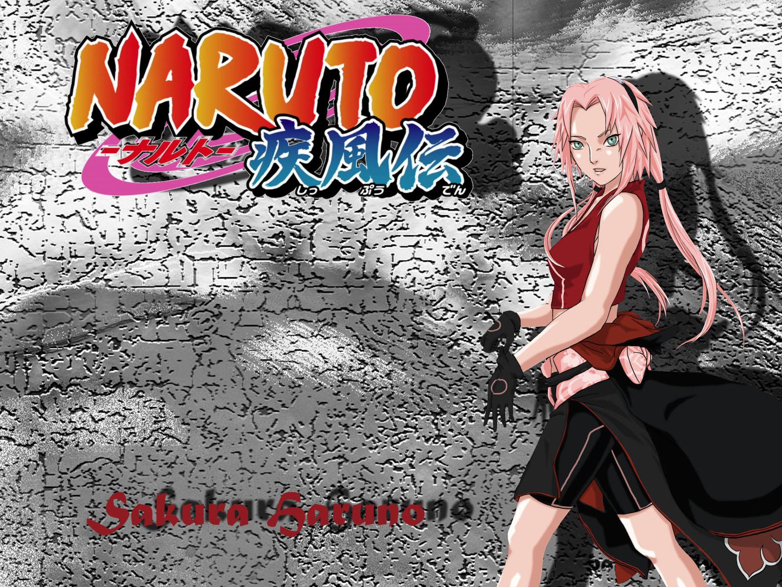 Download wallpaper sakura haruno wallpaper for desktop - Sakura desktop ...