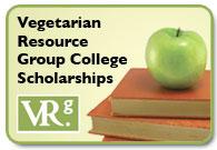 Vegetarian Resource Group Scholarships