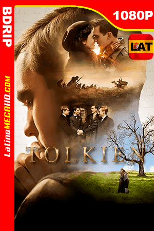 Tolkien (2019) Latino HD BDRIP 1080P - 2019