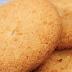 Receita de Cookies de Coco