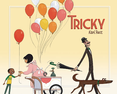 Tricky - With great illustrations and a delightful story of tricks, revenge, and change of hearts, Tricky will be an instant favorite!
