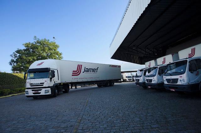 Excelência operacional da Jamef é destacada pela Intralox Brasil