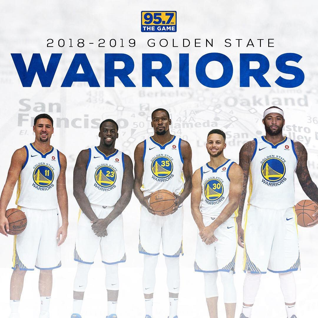 Warriors Home Games 2019: DAR Sports: Can The Golden State Dynasty Be Stopped