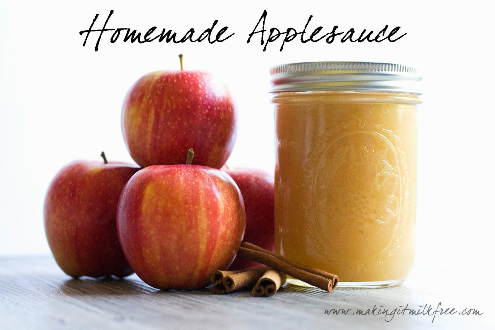 #applesauce #allergyfriendly #dairyfree #glutenfree #vegan