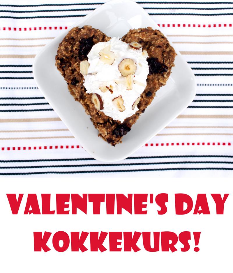 lage mat sammen på valentines