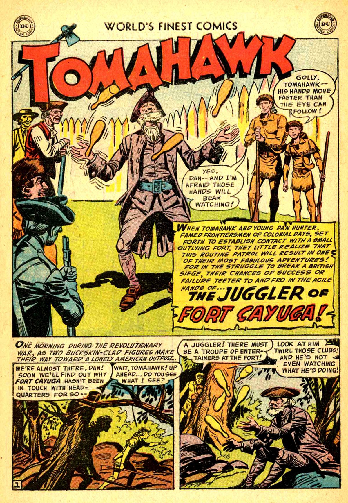 Read online World's Finest Comics comic -  Issue #77 - 28