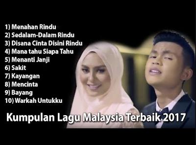 Download Album Lagu Malaysia Hit Pop Malayu Terbaik 2019 Spesial Tajul