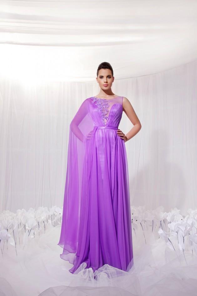 Hermosos vestidos de moda | Coleccion Tarek Sinno