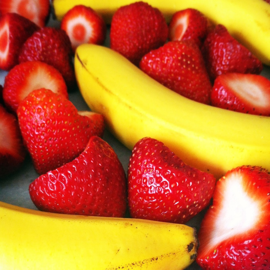 Banana fruit is actually a berry.