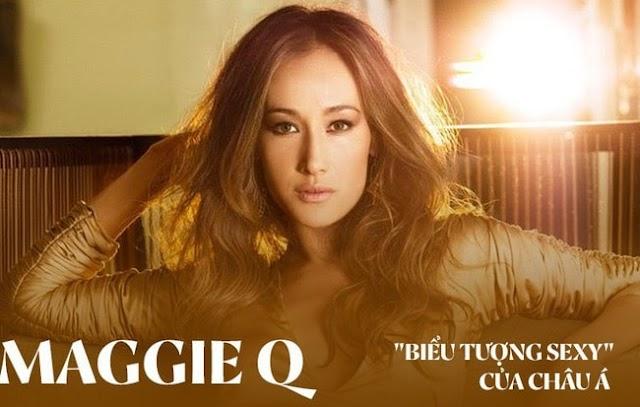 Maggie Q: Diễn viên gốc Việt đình đám Hollywood và tình yêu nở muộn với người đàn ông hơn 18 tuổi