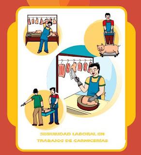Seguridad en Trabajos de Carnicerías.