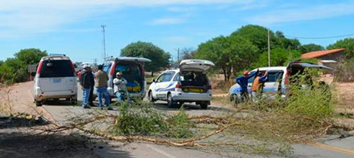 Ruta a Yacuiba continúa bloqueada