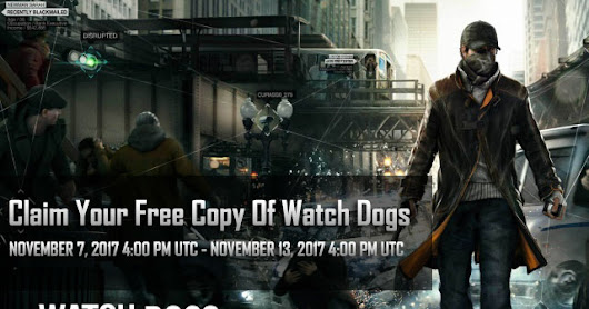 Watch Dogs Is Free For A Limited Time Only