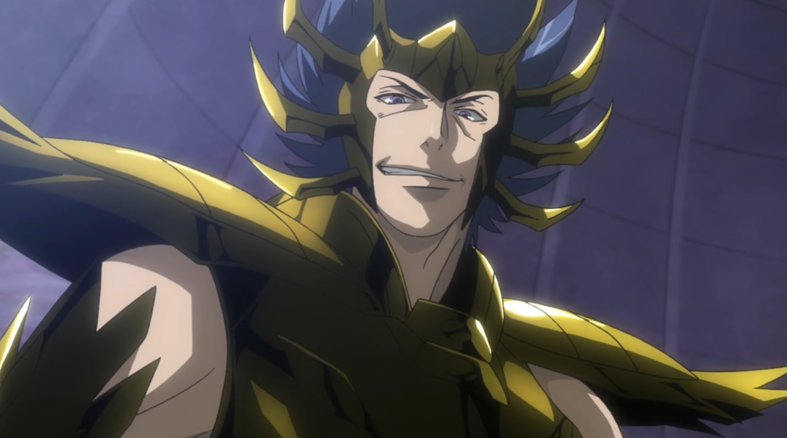 Saint Seiya: The Lost Canvas Episodio 16 Dublado