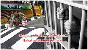 Jangan Asal Membuat Polisi Tidur, Ada Hukuman Penjara yang Bakal Menanti