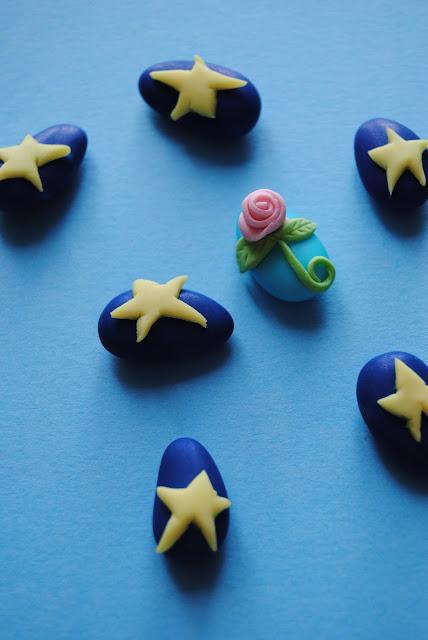 """confetti decorati """"Il Piccolo Principe"""""""