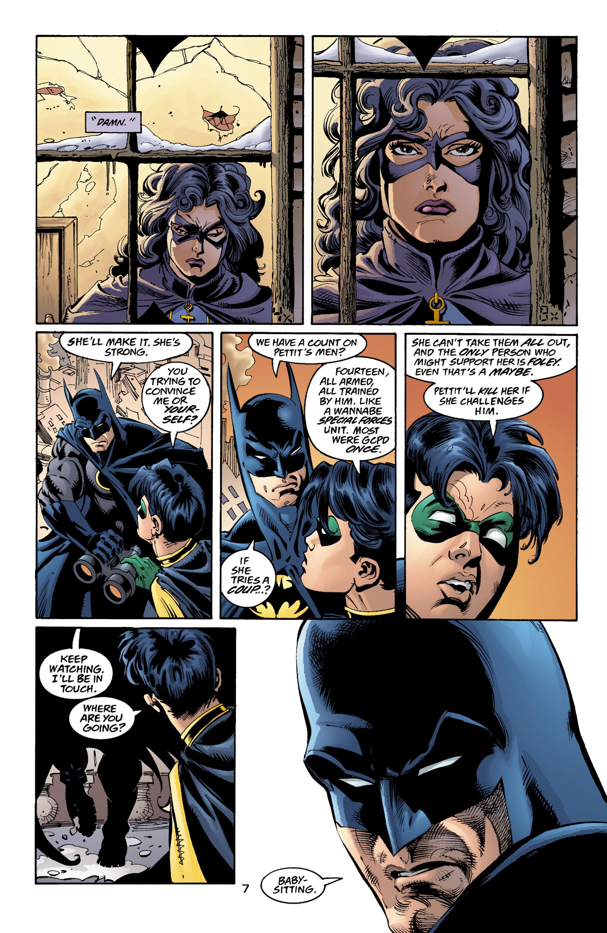 Detective Comics (1937) 740 Page 7