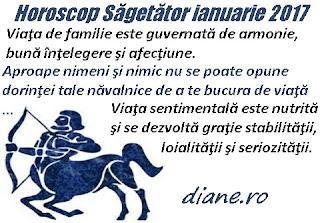 Horoscop ianuarie 2017 Săgetător