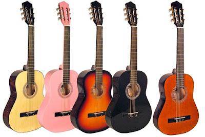 Đàn guitar nhập khẩu thái lan cho người mới học