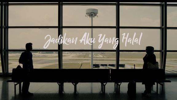 Lagu ini masih berupa single yang didistribusikan oleh label Seventeen Eleven Music Lirik Lagu Zulin Aziz & Iqa Nasra - Jadikan Aku Yang Halal