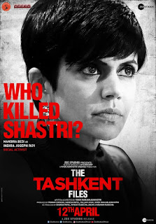 The Tashkent Files First Look Poster 9