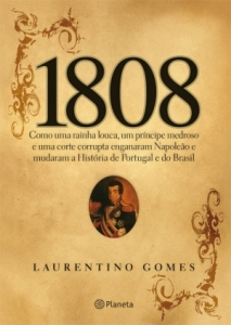 Livro 1808 (Laurentino Gomes)